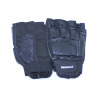 REDNUHT Tactical Gloves - Hard Back Fingerless - Black