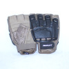 REDNUHT Tactical Gloves - Hard Back Fingerless - Tan
