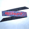 REDNUHT Headband Red Repeat